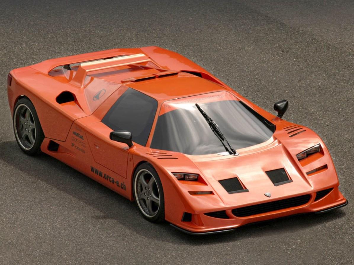2004 Orca C113