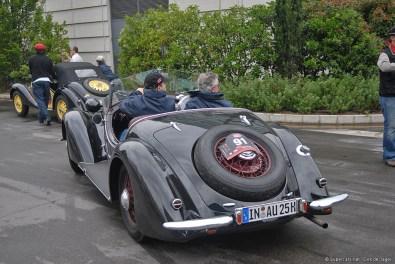 1936 Wanderer W25 K