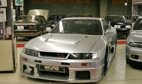 small resolution of 1996 nismo skyline gt r lm road car