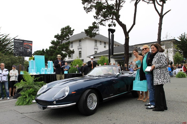 2012 Carmel-by-the-Sea Concours on the Avenue