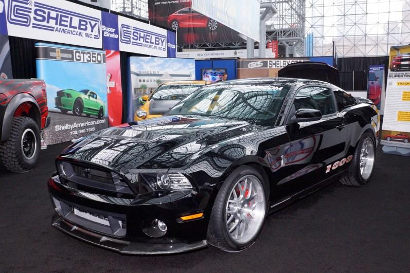 2013 New York International Auto Show