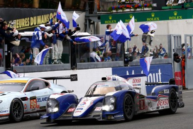 2013 24 Hours of Le Mans