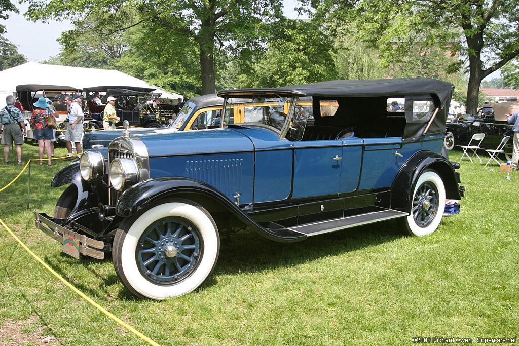 Ninety Years Young: 1924 Cadillac V63