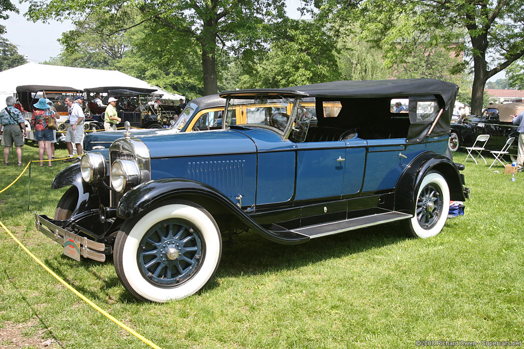 Ninety Years Young: 1924 Cadillac V63