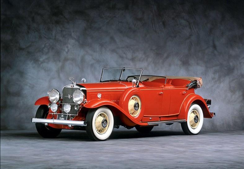 Cadillac Series 452-A V16
