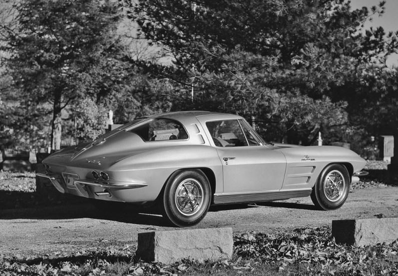 1963 Chevrolet Corvette Sting Ray 'Split Window'
