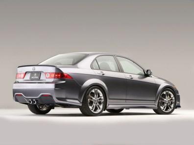 2006 Acura TSX A-Spec Concept