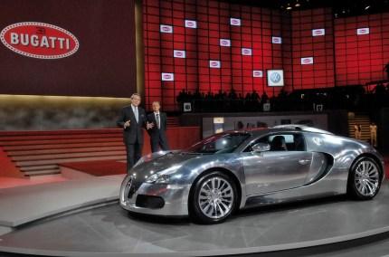 2008→2008 Bugatti 16/4 Veyron Pur Sang