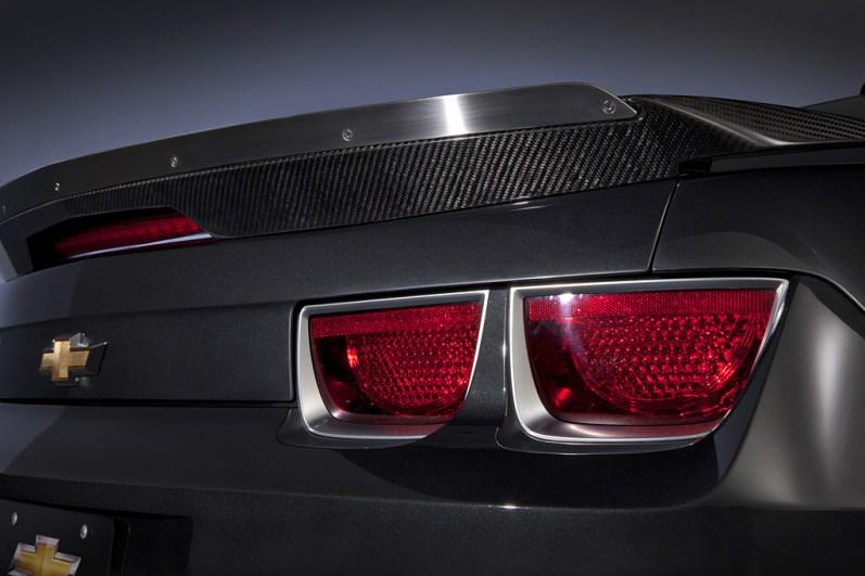 2012 Chevrolet Camaro ZL1 Carbon Concept