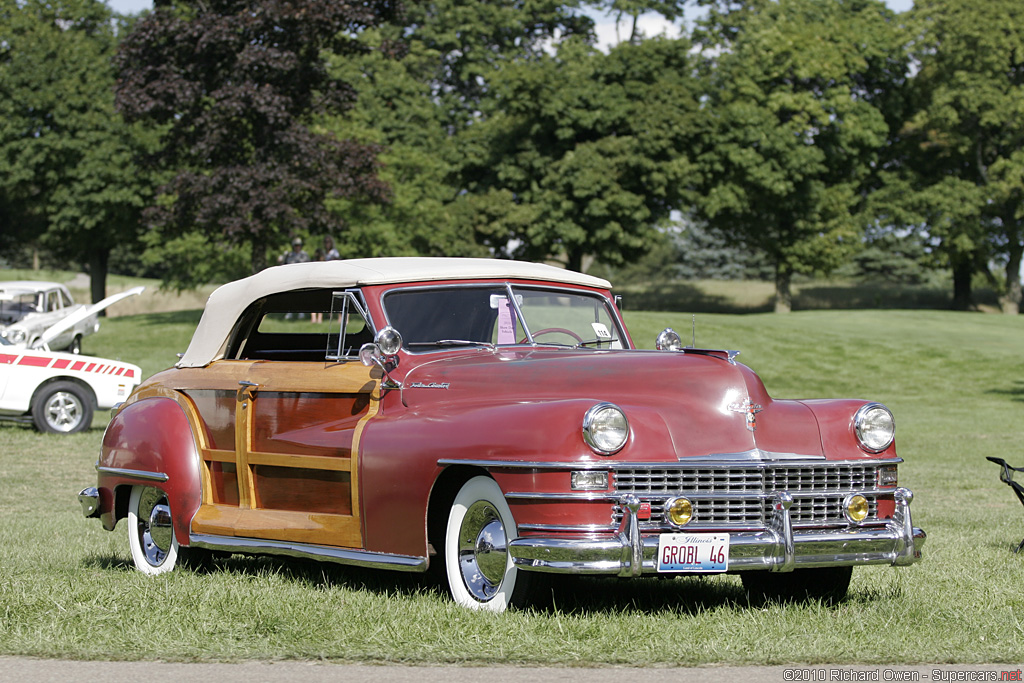 1946 Chrysler Town And Country