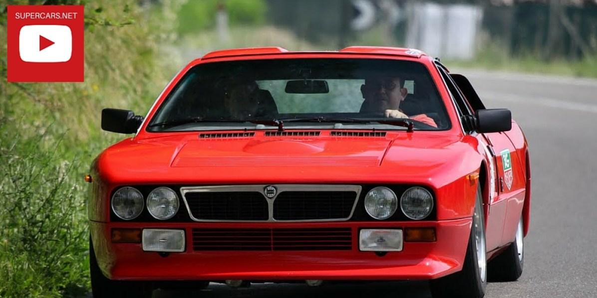1982 Lancia 037 Stradale