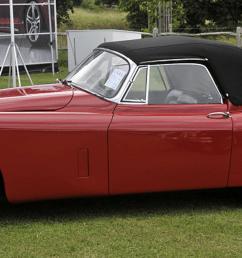 1957 jaguar xk150 3 4 drophead coupe gallery [ 1886 x 864 Pixel ]