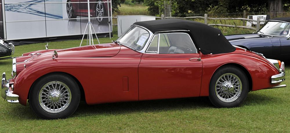 medium resolution of 1957 jaguar xk150 3 4 drophead coupe gallery