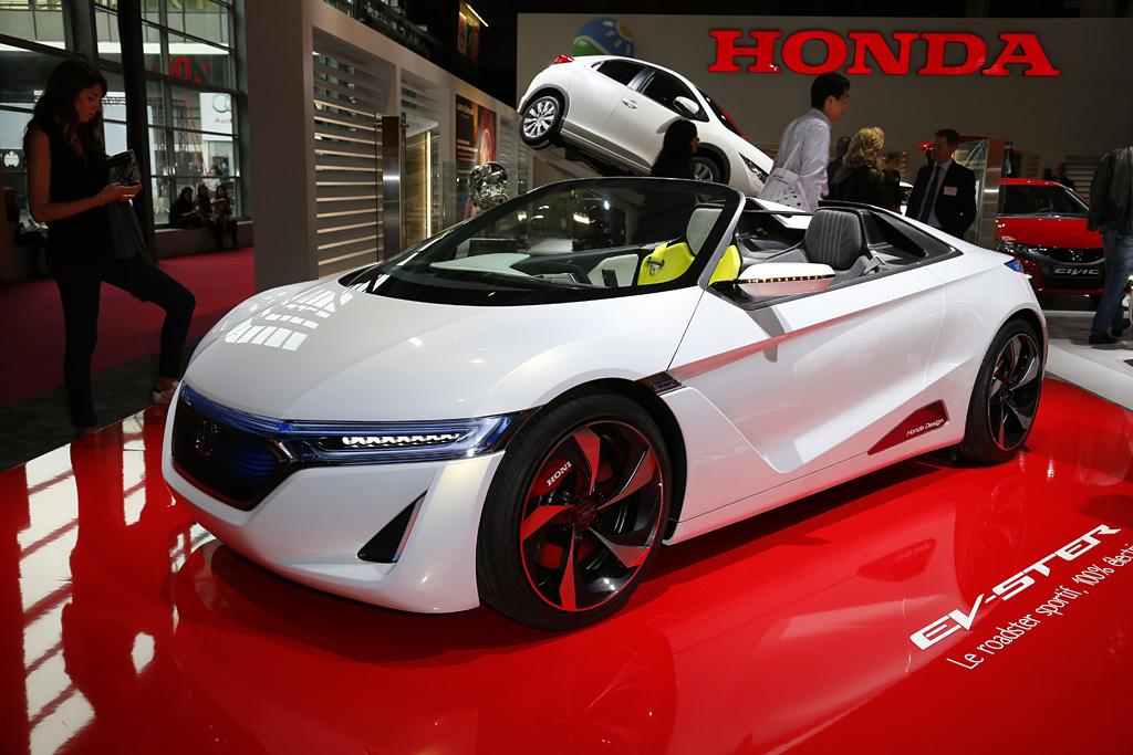 2011 Honda Ev Ster Gallery Supercarsnet