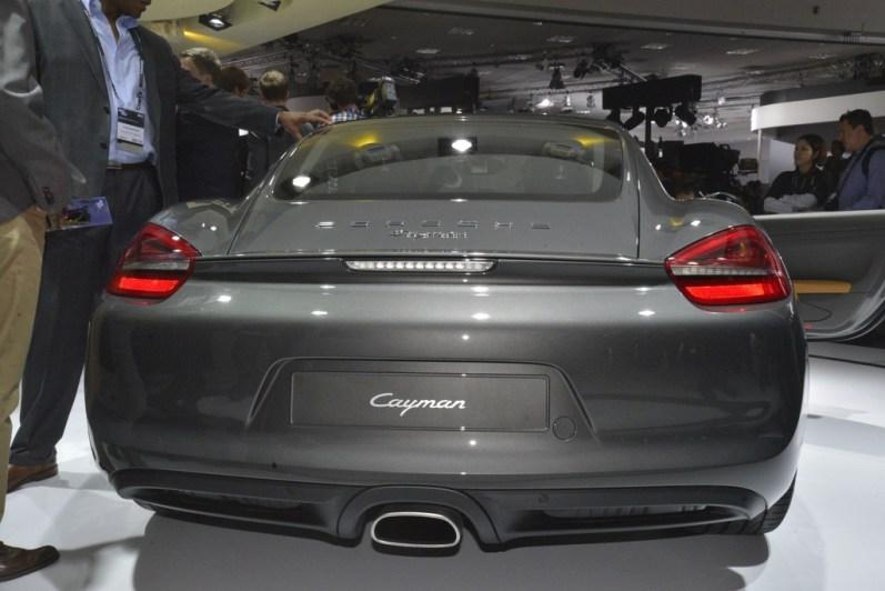 2013 Porsche Cayman