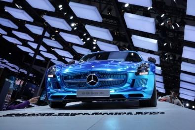 2013 Mercedes-Benz SLS AMG Coupé Electric Drive