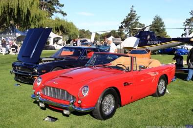 1964→1965 Aston Martin DB5 Vantage Convertible