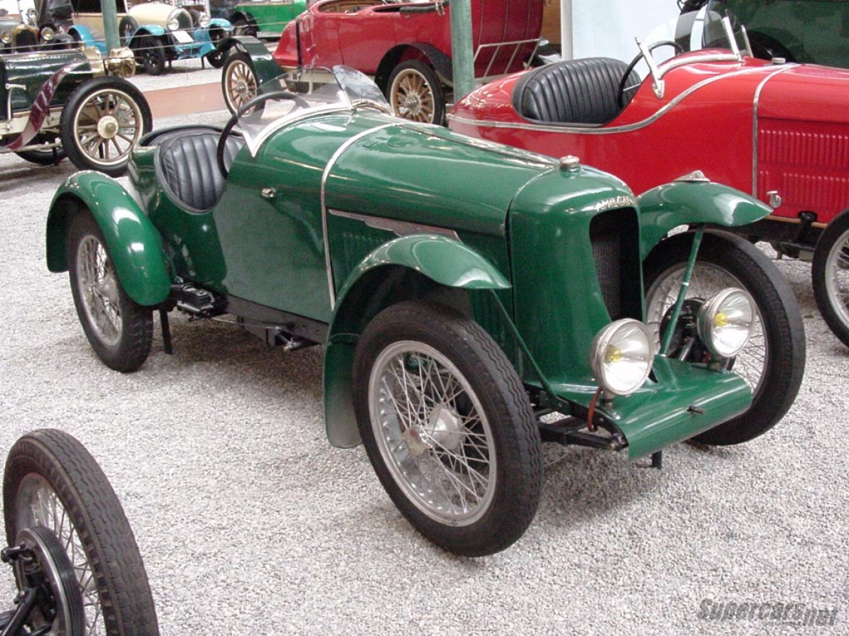 1926 Amilcar CGSS