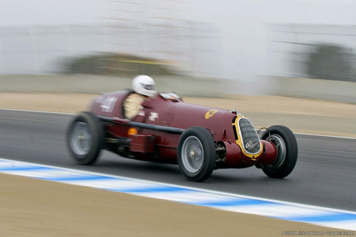 1936 Alfa Romeo Tipo C 8C-35
