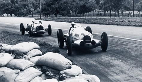 1937 Mercedes-Benz W125