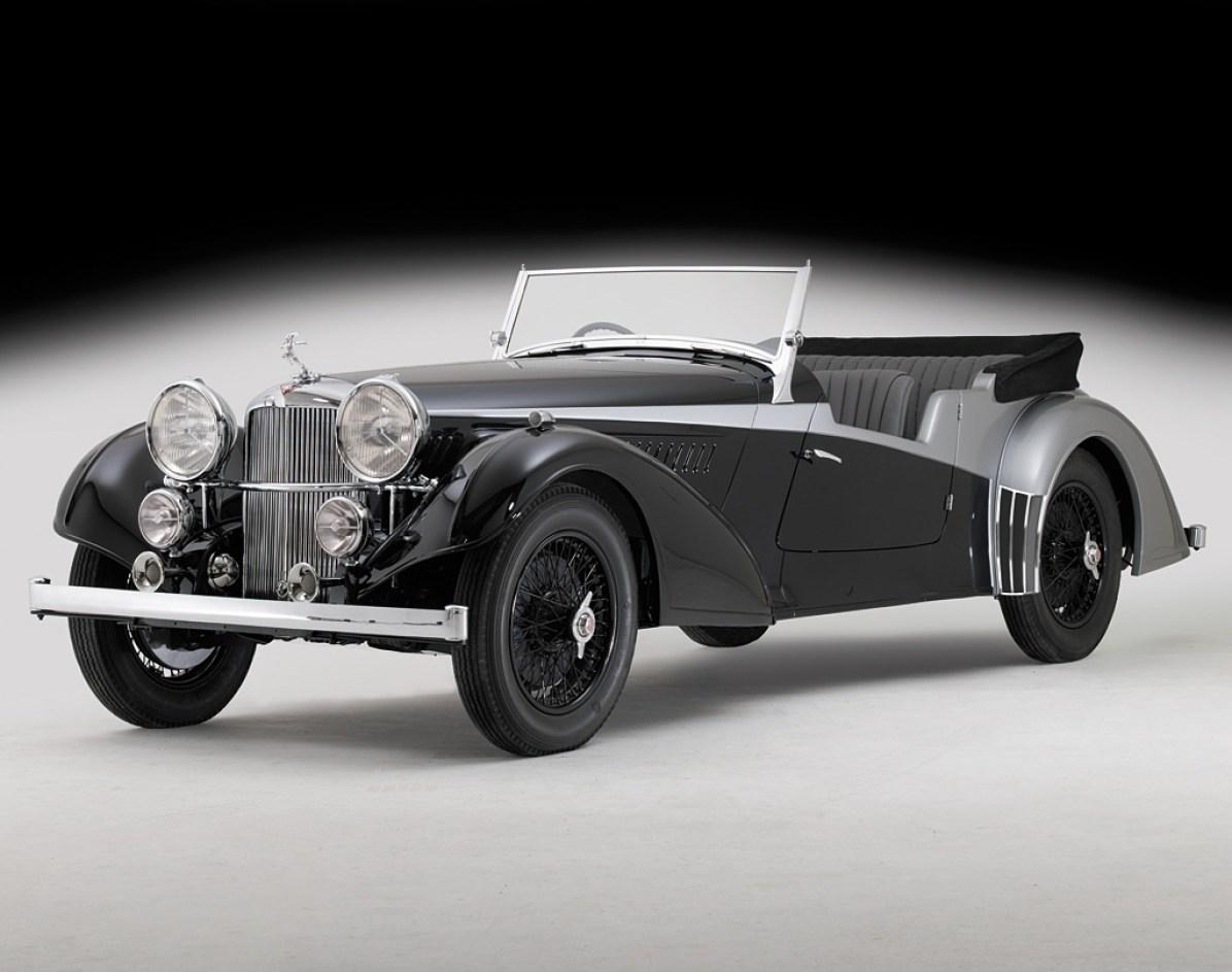 1939 Alvis 4⅓ Litre
