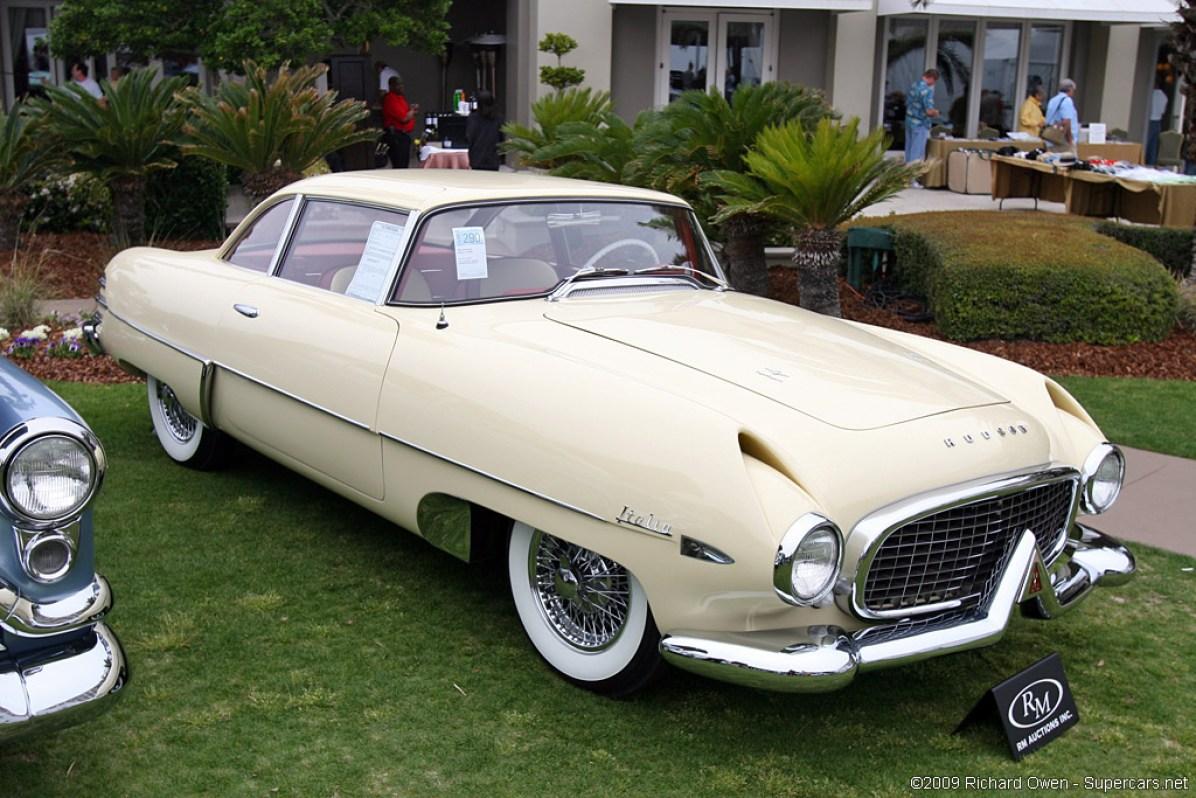 1953→1954 Hudson Italia