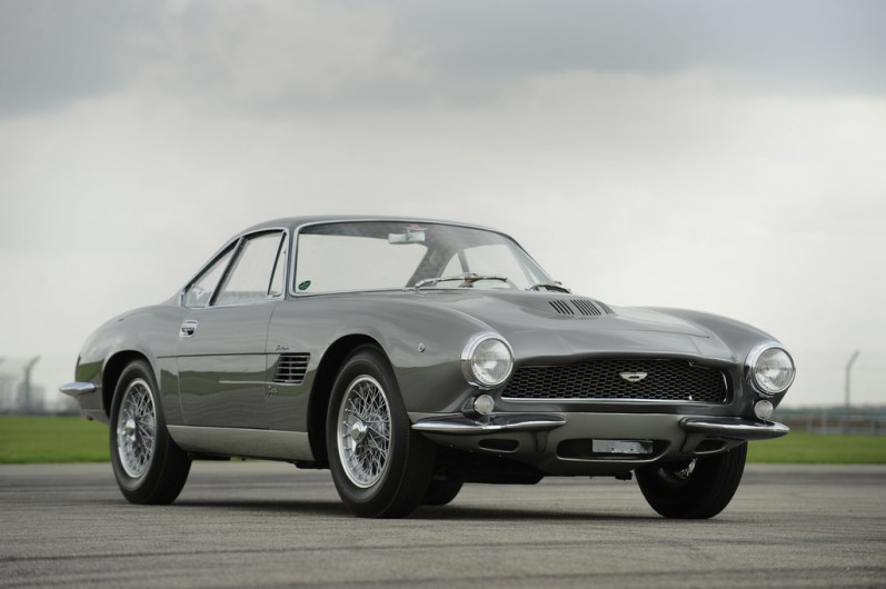 "1960 Aston Martin DB4 Bertone ""Jet"""