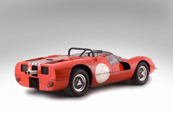 1965 Maserati Tipo 65