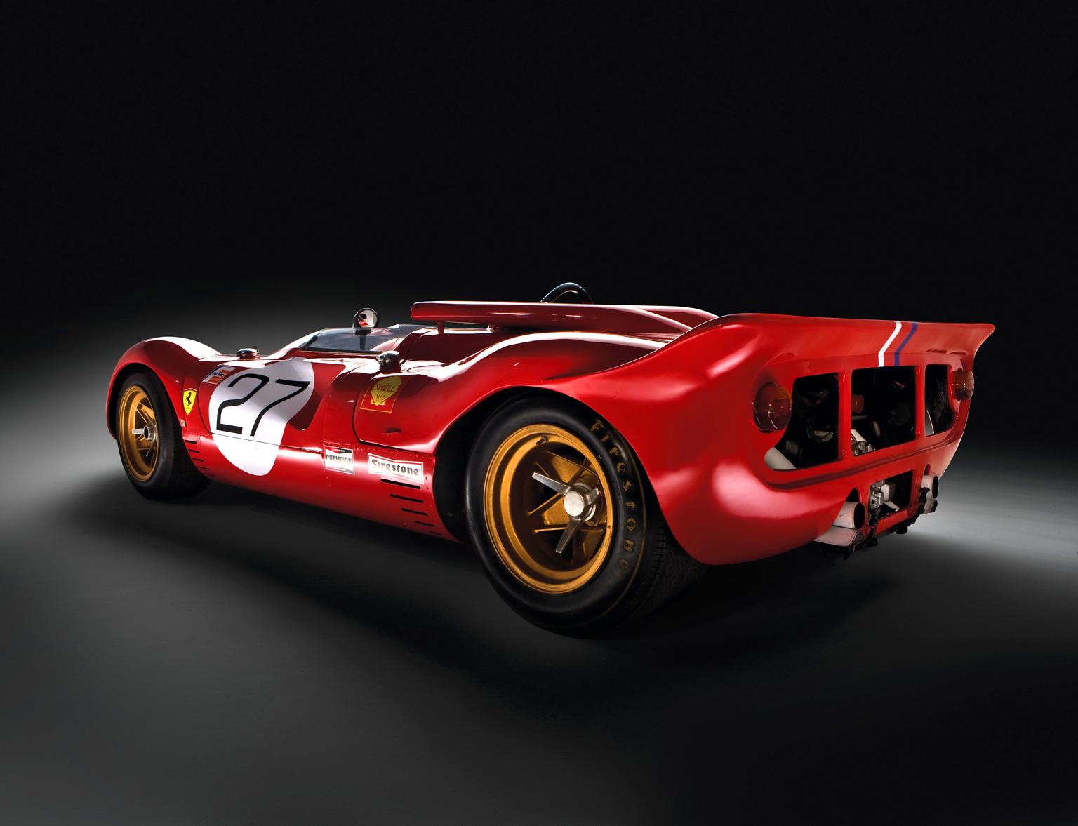 1967 Ferrari 350 Can Am Ferrari