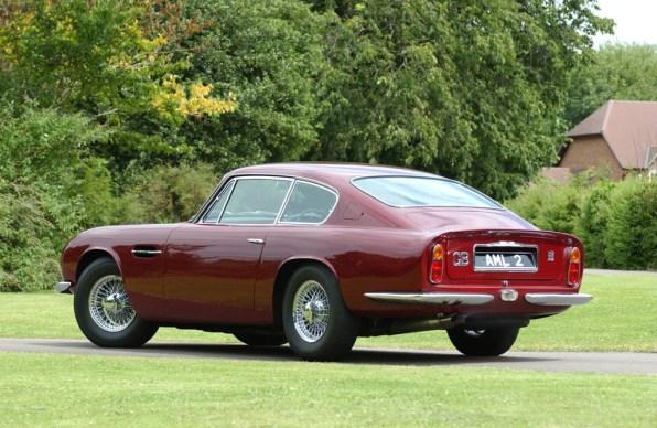 1969 Aston Martin DB6 Mark 2 Vantage