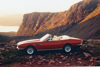 1978→1986 Aston Martin V8 Volante