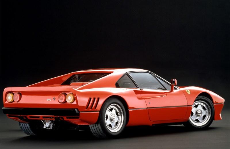 Ferrari  Gto Videos