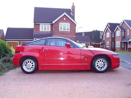 1990 Alfa Romeo SZ