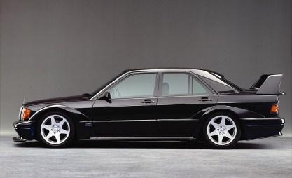 1990 Mercedes-Benz 190 E 2.5-16 Evolution II