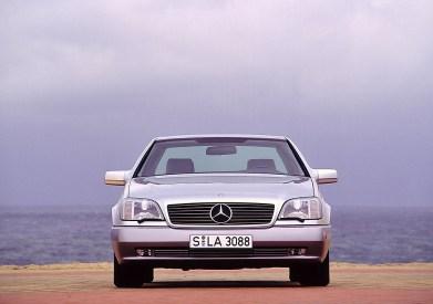 1992 Mercedes-Benz 600 SEC