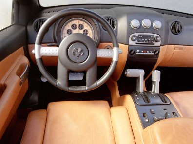 2000 Dodge Power Wagon Concept