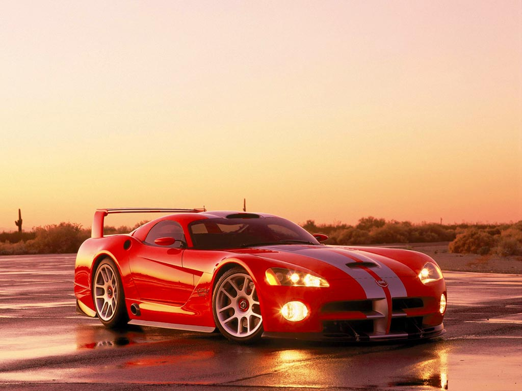 2000 Dodge Viper GTS R Concept Dodge
