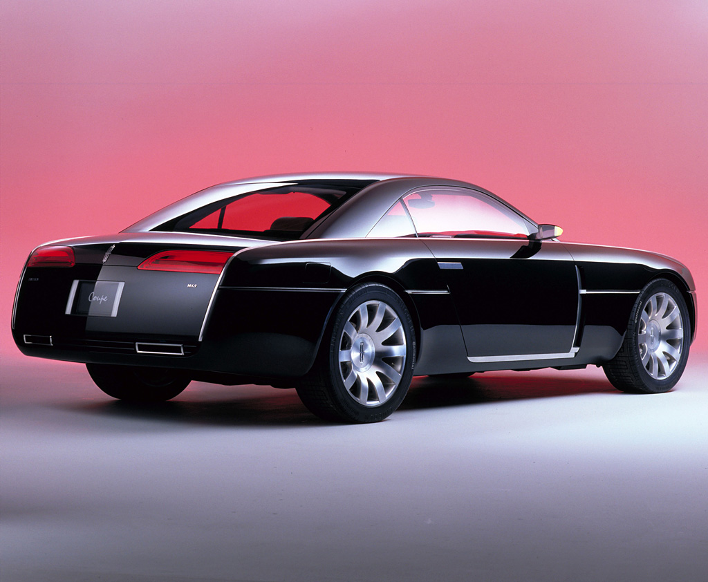 2001 Lincoln Mk 9 Coupe  Lincoln  SuperCarsnet
