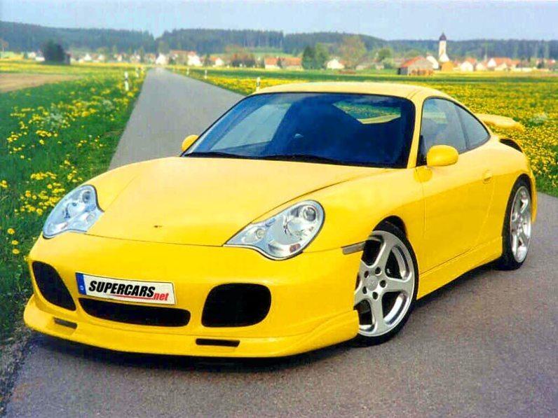 2001 Ruf 911 RTurbo