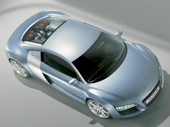 2003 Audi Le Mans Quattro Concept