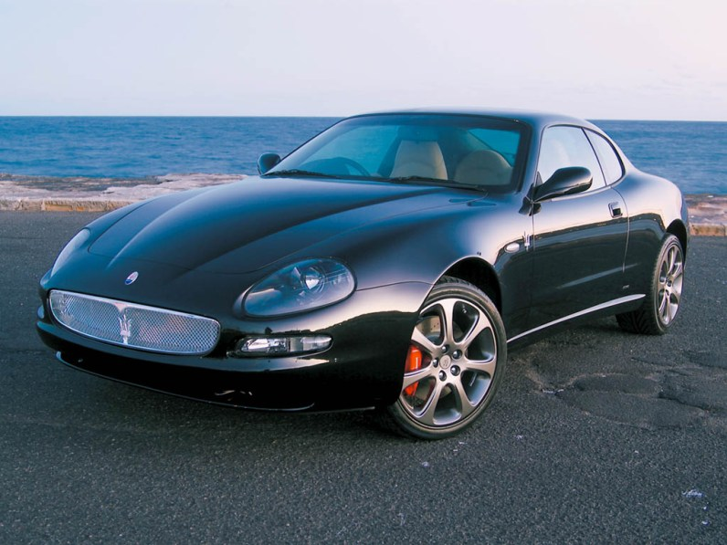 2004 Maserati Coupé 90th Anniversary Edition