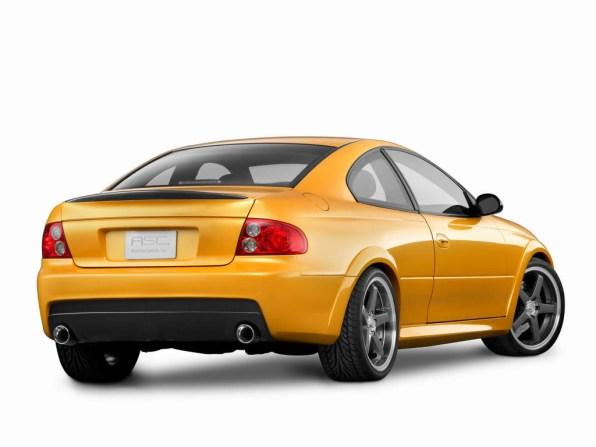 2005 ASC GTO Stinger Concept