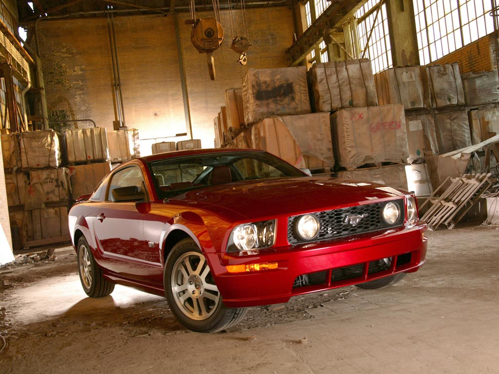 20052010 Ford Mustang Gt Ford Supercarsnet