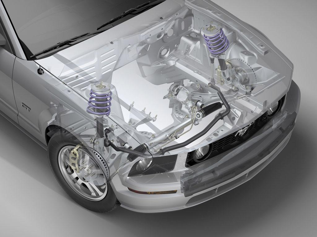 hight resolution of 89 mustang gt rear suspension diagram