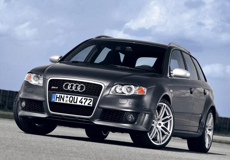 2006 Audi RS 4 Avant