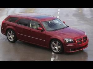 2006 Dodge Magnum SRT8 | Dodge | SuperCars