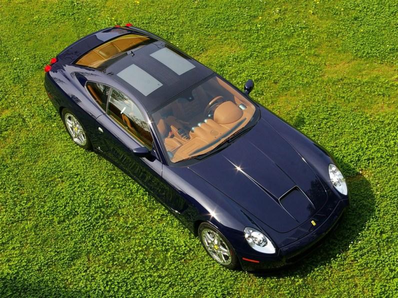 2006 Ferrari 612 Kappa