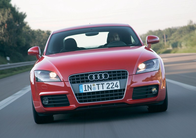 2007 Audi TT 3.2 S-Line