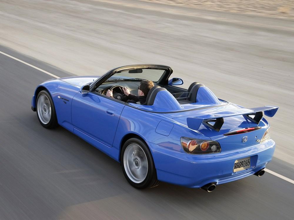 medium resolution of 2007 honda s2000 cr concept
