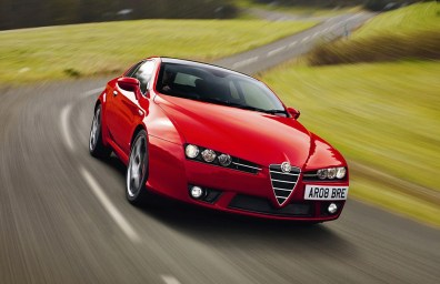 2008→2008 Alfa Romeo Brera S